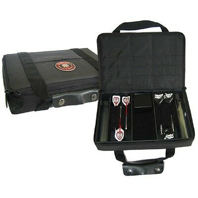 Ndfc Pro Double Dart Case..holds 2 Sets Of Darts With Flights On & More