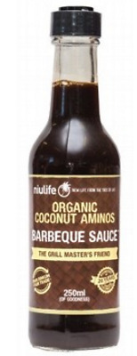 New NIULIFE Coconut Barbeque Sauce - 250ml