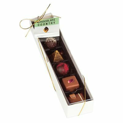 Gourmet Handmade Belgian Chocolates Mixed Box Gift for Her Him  - The Alurer (6)