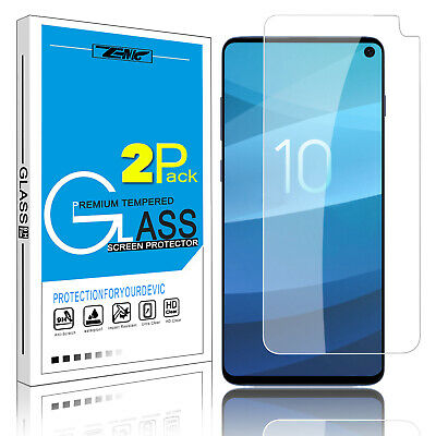 2Pcs Premium 9H Tempered Glass Screen Protector For Samsung Galaxy J7 2015 /J700