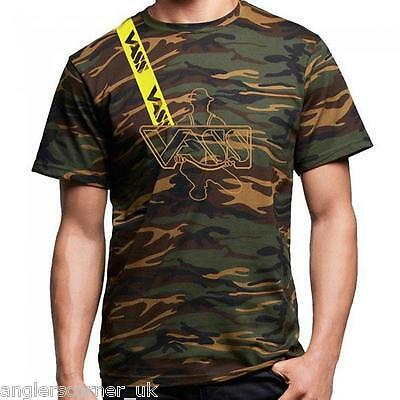 Vass Camouflage T-Shirt / Embroidered / w/strap / Clothing / Fishing