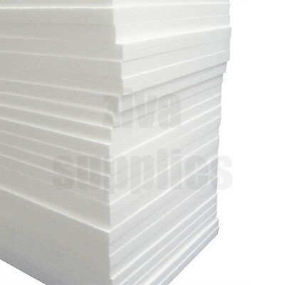 FOAM Expanded White Polystyrene Packing & Insulation Sheets Used For Protection