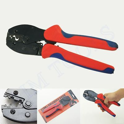 P4164304 Electric Cable Wire Terminals Ratchet Crimping Tool 1.5~10MM²