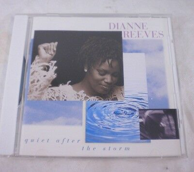DIANNE REEVES Quiet After The Storm (CD 1995)