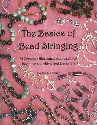 Beadalon Books Basics Of Bead Stringing BW-BOURG
