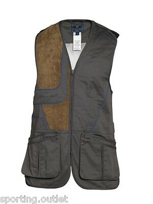 Beretta Castlerock Shooting Skeet Vest XXXL Shotgun Clay Pigeon Right Handed New