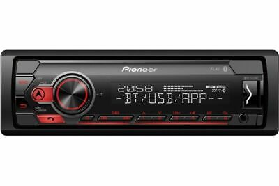 Pioneer MVH-X390BT autoradio porta USB bluetooth controlli Iphone e Android