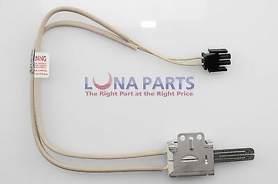 Genuine OEM WB13K10043 GE Appliance Ignitor Glow Bar