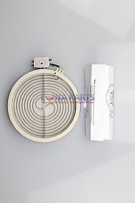 Genuine OEM WB30T10132 GE Range Element Radiant 8 in