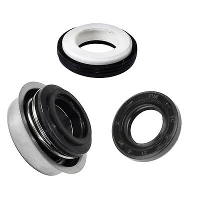 WATER PUMP MECHANICAL and OIL SEAL Fit YAMAHA RX WARRIOR RXW10 RXW10S 2004 2005