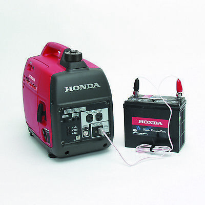 EU2000i Honda Generator 2000 WATTS  with free Dc charging cord and cover