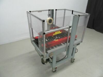 Serpack Case Sealer Closer Taper Top And Bottom Model L15 *used Tested*