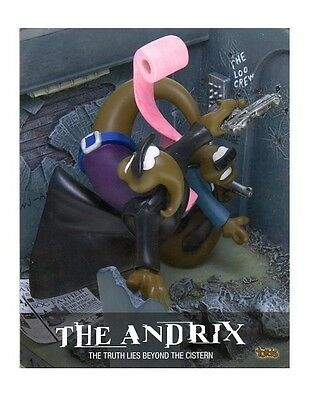 The Turds Movie Still - THE ANDRIX - Brand NEW in SEALED PACK LIMITED EDITION
