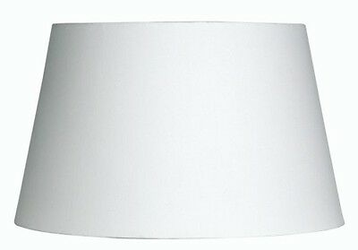 Oaks Lightning S901/6 - Paralume in cotone, 15 cm, colore: bianco - NUOVO
