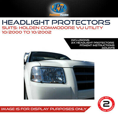 Headlight Protector To Suit Holden Commodore Vx/exe/acclaim/s/ss 00-02
