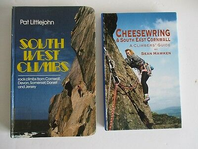 Climbing Guidebooks - South West Cheesewring