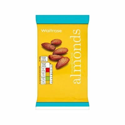 Roasted Salted Almonds Waitrose 100g