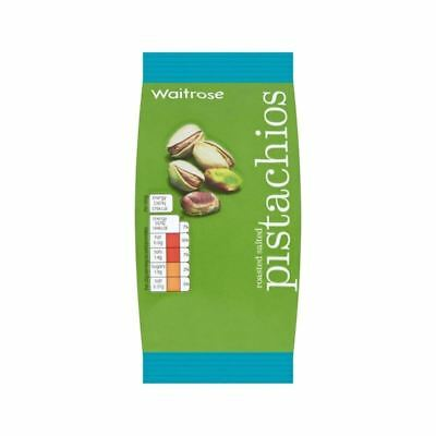 Roasted Salted Pistachio Nuts Waitrose 100g