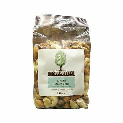 Tree of Life Deluxe Mixed Nuts 250g