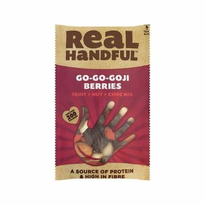Real Handful Go-Go-Goji Berries 40g
