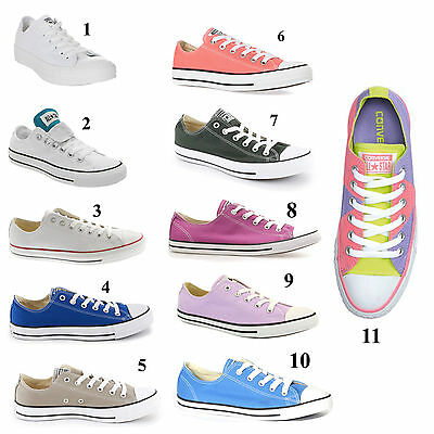 Converse Chuck Taylor All Star Hi Mens Ladies Boys Girls Canvas Juniors Trainers