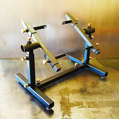 Father Moto Motorcycle Engine Stand - V-Twin