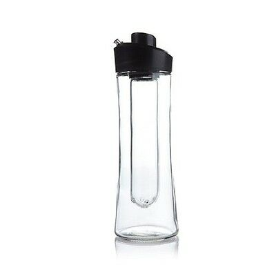Curtis Stone Spill Free Glass Oil Infuser With Built In Spout And Silicone Lid