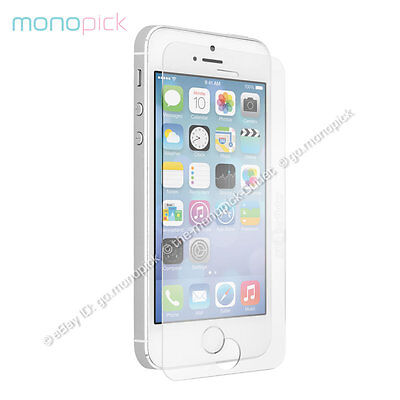 MONOPICK Slim Tempered Glass Clear Screen Protector Film Guard for iPhone 6S 7 8