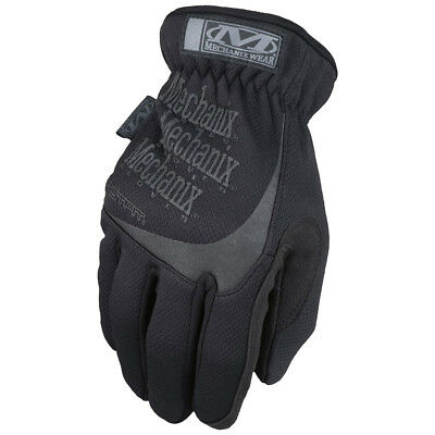 Mechanix Wear FastFit Army Operator Tactical Mens Gloves Breathable Covert Black