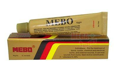 MEBO Cream Treatment Ointment for Burn Wound No Pain No Scar and Safe Quick 10g