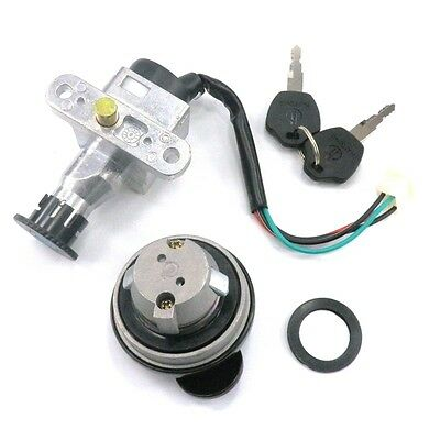 Key Ignition Switch Set for Yamaha JOG 50cc 90cc BMW 530 50c Scooter ATV
