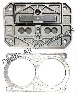 Campbell Hausfeld Speedaire Valve Plate Assembly For 4B245 Compressor  Parts