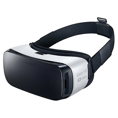 Samsung - Gear VR for Select Samsung Cell Phones - Frost White - NEW