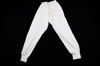 Rjs Sfi 3.3 Fr Racing Armor Underwear Aramid Nomex Bottom Pants White 3X
