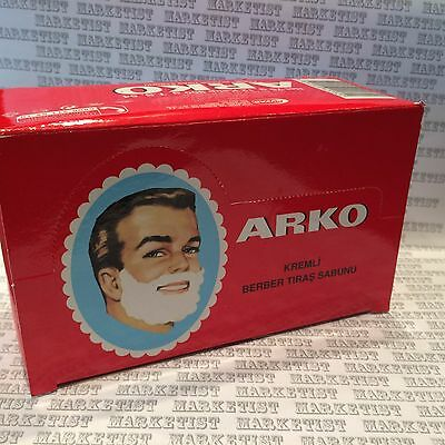 Arko Shaving Stick Soap - Best Price - Choice 1x 3x 6x 12x