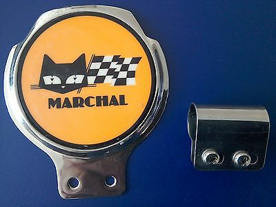 Marchal Badge And Badge Bar Clip