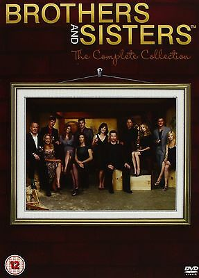 Cofanetto Dvd - Brothers And Sisters Stagione 1 2 3 4 5