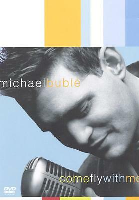 MICHAEL BUBLE - Come Fly with Me [DVD & CD]