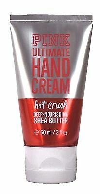 Victorias Secret Pink Hot Crush Ultimate Hand Cream With Shea Butter