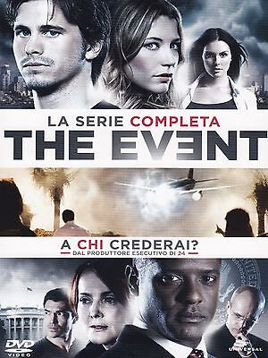Cofanetto Dvd - The Event La Serie Completa Serie Tv - 6 Dvd