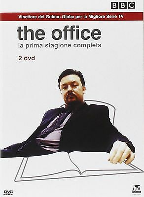 COFANETTO DVD - THE OFFICE SERIE STAGIONE 1 SERIE TV 2001 (2 DVD) - Nuovo!!