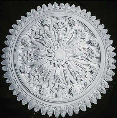 Victorian Plaster Ceiling Rose 600mm Diameter