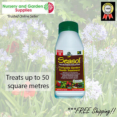 Seasol® 250ml Concentrate plant tonic
