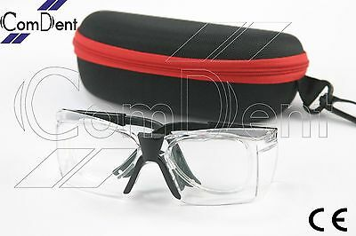 Dental Surgical Anti-fog Scratch-Resistant Anti skid Eye wear Protective New