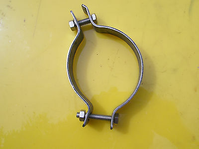 Mz Es-Ts-Etz 250-251-301 Stainless Steel Rear Exhaust Clamp