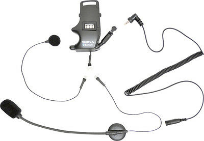 Sena SMH10 Helmet Kit For Earbuds with Microphone & Wired Microphone - SMH-A0304
