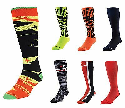 Troy Lee Designs GP Motorcycle Socks - All Graphics & Colors - Adult/Youth Sizes