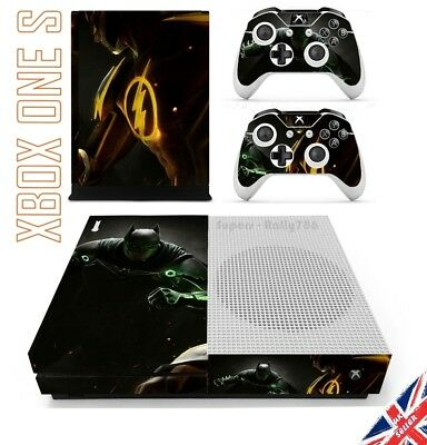 PS4 Iron Man Captain America Avengers Marvel Skin Decal Sticker Console Controll