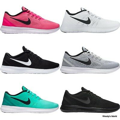 Nike Women's Free RN Running Shoes Sneakers Runners Trainers NEW!!