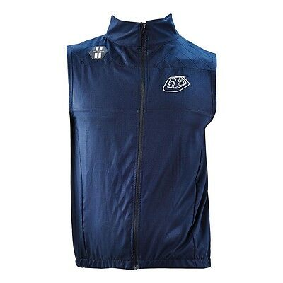 Troy Lee Designs ACE II Windbreaker Vest Black 2016 - Mountain Bike Trail MTB